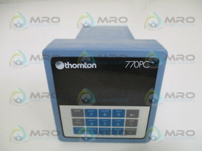 Thornton 770Pc 772-211 Analog Output Process Controller *used*