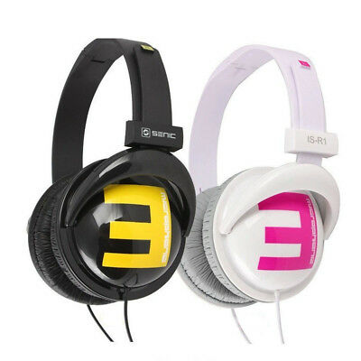 Auriculares Cascos Plegable SOMIC Música PC MP3 Móvil SAMSUNG IPHONE 3.5mm