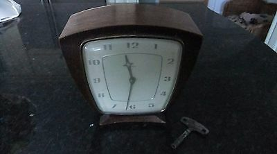 2 x Very Nice Vintage Smiths Striking Mantle Clocks