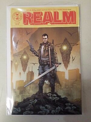 Realm #1 Cover A Image Comics 2017 VF-NM