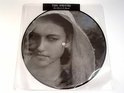 "The Smiths - The Queen Is Dead - Rare V.ltd Vinyl 7"" - Qid2017  Sealed"
