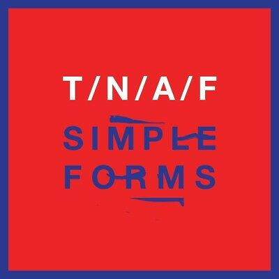 The Naked And Famous - Simple Forms   Cd New+