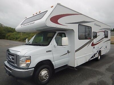 Four Winds Chateau 29ft Class C Motorhome Ford V10 6.8L Triton Sleeps 6 2010