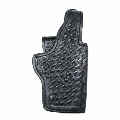 Leather Duty Holster fits Smith & Wesson 39 59 439 459 639 Right Hand