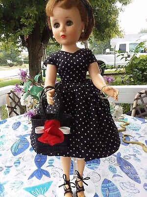 Vintage Sweet Sue Sophisticate Doll with Earrings