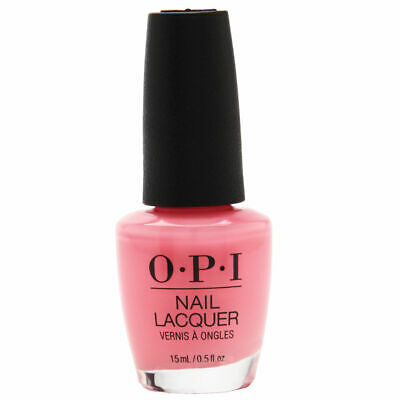 OPI Nail Lacquer Classics Collection NLH38 - I Think In Pink Brand New