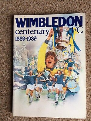 1988 Fa Cup Final Programme