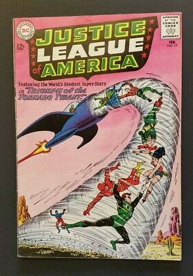 Justice League Of America 17 Fn