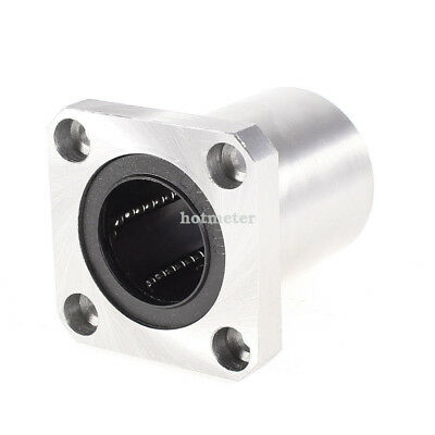 H● LM30UU 30x45x63mm Flange Type CNC Linear Motion Rubber Shield Bearing