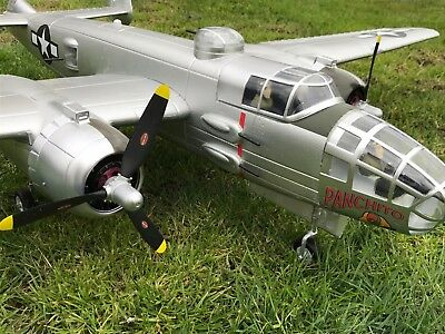 FMS B25 Mitchell Twin Electric Bomber
