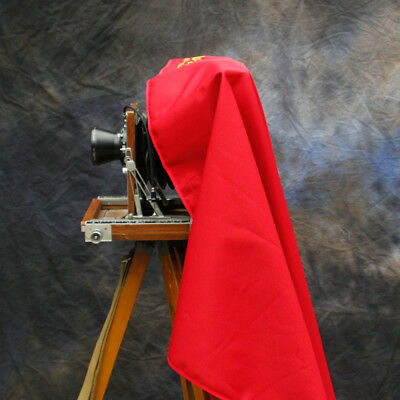 Dark Cloth Focusing Hood For 4X5 5x7 8x10 Large Format Camera Wrapping