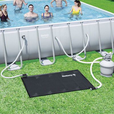 Bestway Solar Pool Heating Mat Pad Heater 1.1m x 1.71m