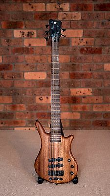 Warwick Thumb 5 String Bass Made In Germany