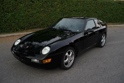 1994 Porsche 968 COUPE 1994 Porsche 968 black on black 6 speed manual