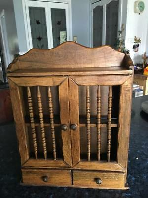 Vintage/retro Wooden Spice Rack - Fabulous - Collectable - Buy Now