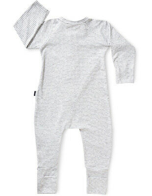 NEW Bonds Zip Wondersuit Grey