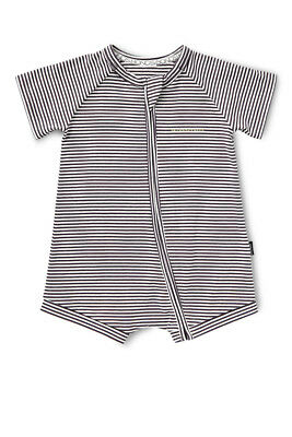 NEW Bonds Zip Wondersuit Romper Charcoal