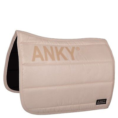 ANKY Dressage Saddle Pad Off-white