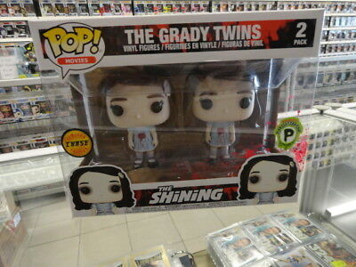 Funko Pop Vinyl Movies The Shining The Grady Twins 2 Pack Chase