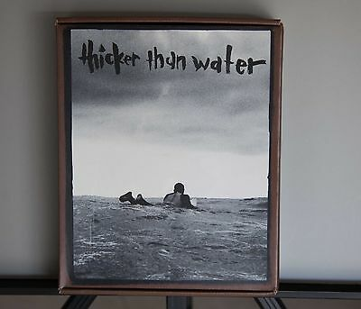 Thicker than Water Boxed Set Book and VHS