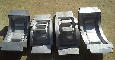 Scuba Diving Weight Moulds (Set of 6)