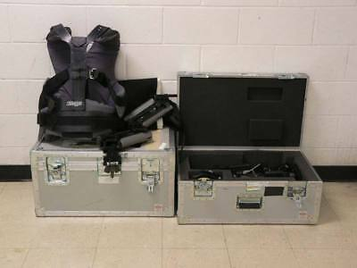 CP Steadicam EFP System w Vest & Mounts in 2 Cases