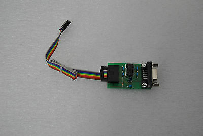 Maxim Max207Cwg Rs232 Communication Controller Board With Cables(S17-2-15A)