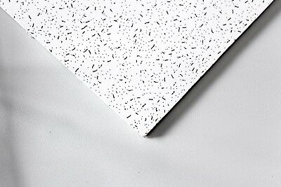 Ceiling Tile 600mm X 600mm Random Fissure (14 TILES IN A BOX)