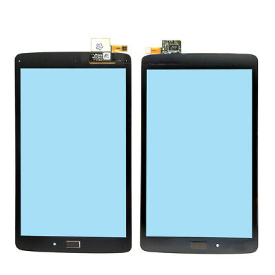 "8.0"" Replacement Touch Screen Digitizer Glass Panel Lens For LG G Pad V480 V490"