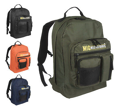 Mens Sports Rucksack & Backsack Bag in Choice Of Colour By MIG / BP60