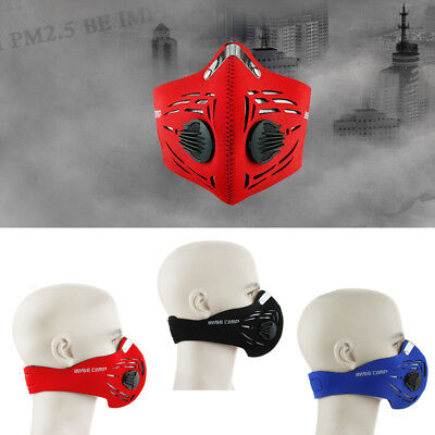 LITE Fitness Mask Workout Training Fitness Mask MMA Elevation Anti Pollution