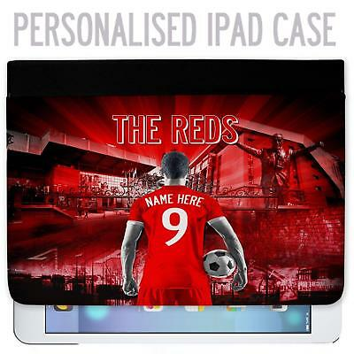 Liverpool Football iPad Tablet Case Cover Personalised Gift Unofficial AF78