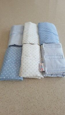 Hippychick Bumpsters Individual Cot Bumpers