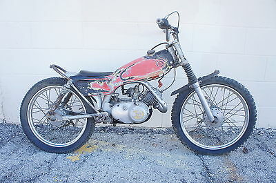 1972 Other Makes Cota 25  1972 Montesa Cota 25 Trials Mini Cota 50cc 10M Moto