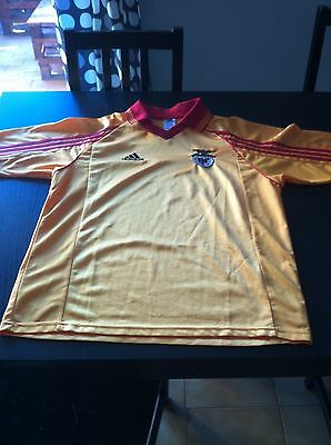 maillot camiseta benfica portugal collector taille m