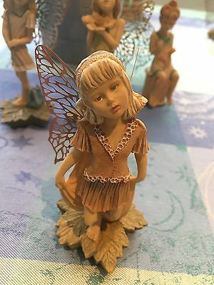 CLARECRAFT Fairie Realm, Children of the week, FY32 Tuesday's child, mint cond.