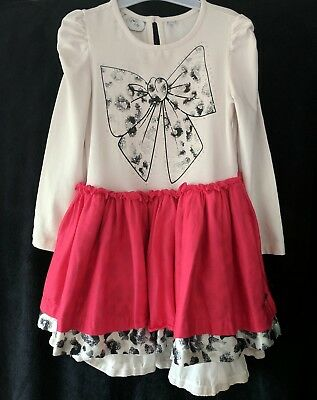 Kids/Childs/Girls,Ariana Dee London Dress ,A-D,Age 5,Size 110,NO RESERVE RRP £80