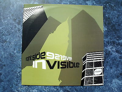 "Right Side Reverse - Invisible. 12"" Vinyl single (12s728)"