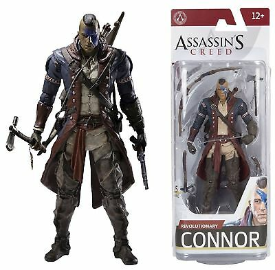 Assassins Creed Series 5 Action Figure MOC - Revoluntionary Connor