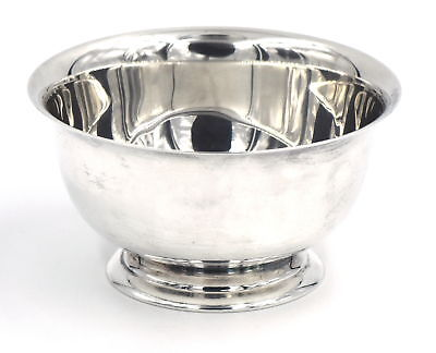Tiffany & Co Sterling Silver .925 Footed Bowl Nut Dish Original Bag