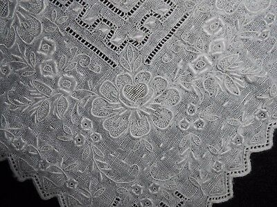 Beautiful Embroidered Wedding Hankie