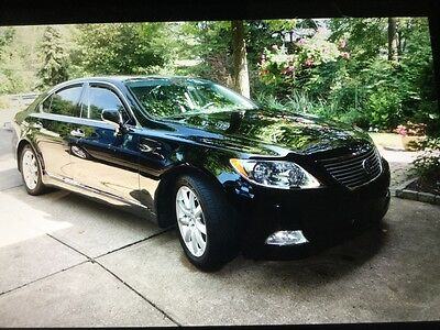 2008 Lexus LS 460 Loaded All Leather Lexus LS460 2008 Cleanest, Well Maintained, Loaded Lexus Anywhere