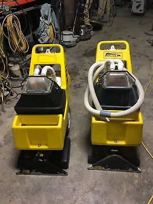Stinger Commercial Carpet Extractor Tested And Working