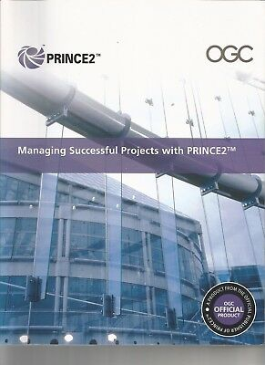 Prince2 Manuals - The Works! - Great Condition. Price-Down & P&p Free In Uk/eu