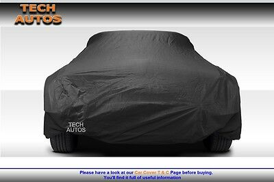 Indoor Black Dust Cover Lightweight Sahara Triumph Dolomite & Sprint
