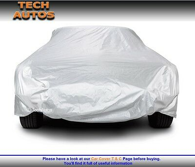 Lightweight Car Cover Water Resistant Voyager Jaguar XJ8 LWB X308 X350