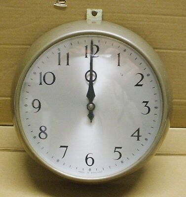 Synchronome Post Office Electric Slave Clock For A Master