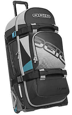 2018 Ogio Rig 9800 Rolling Luggage Gear Bag Wheeled Motocross Dirt Bike Offroad