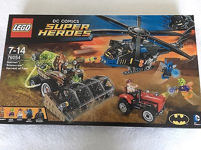 Lego Batman 76054. Scarecrow Harvest Of Fear. New Sealed. Private Collection