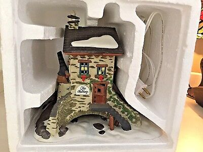 """Department 56 """"The Maltings"""" Dickens Heritage Village Series 5833-5  Listed f"""